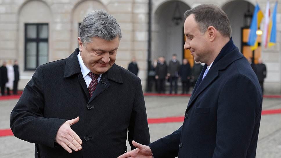 Почему Варшава и Киев спорят об истории