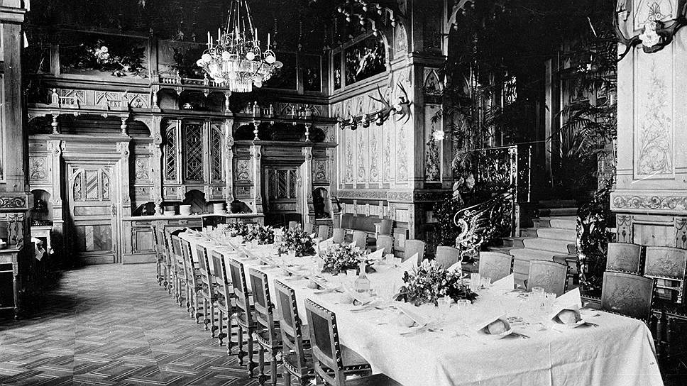 Императорская охотничья резиденция в Беловеже (Польша). Разрушена в годы Второй мировой войны