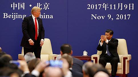 «Китайско-американские отношения находятся на отправной точке» // Председатель КНР назвал историческим визит президента США