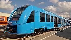 В Германии прошла презентация первого серийного водородного поезда