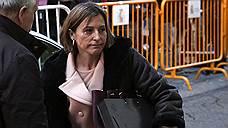 Спикер парламента Каталонии отказалась от независимости региона