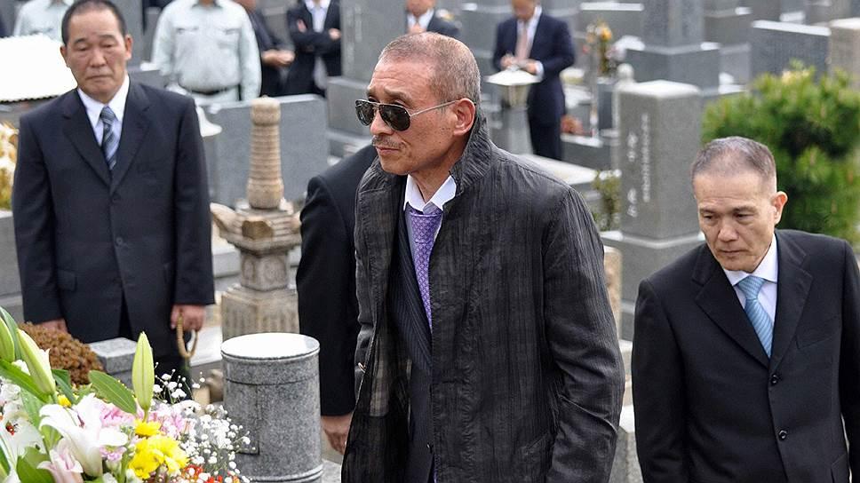 Синобу Цукаса — глава самой многочисленной банды «Ямагути-гуми»