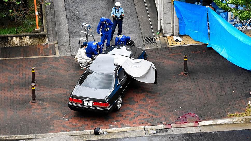 Разборки между бандами на похоронах — «круг смерти», который не в состоянии разорвать современные бандиты. 12 сентября 2017 года полиция вновь зафиксировала убийство одного из якудз