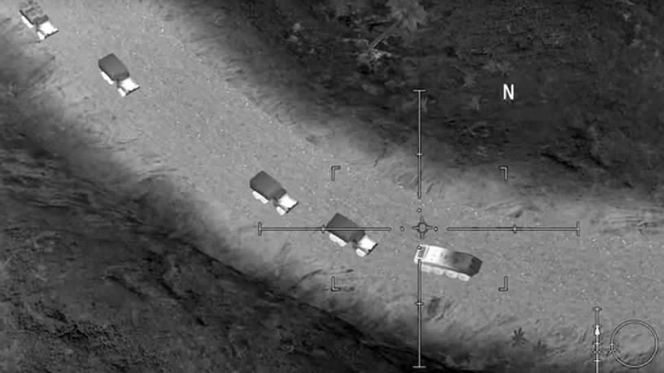 Как Минобороны обвинило Пентагон в поддержке боевиков в Сирии