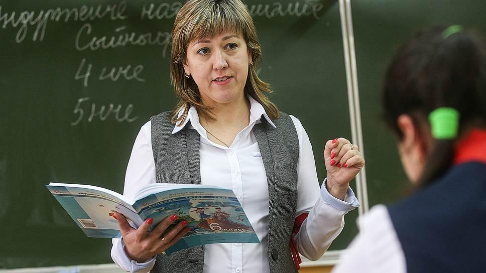 Учителям татарского подыскивают новые дисциплины