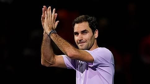 Роджер Федерер не изменил привычке // Он в 14-й раз вышел в полуфинал итогового турнира