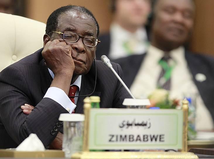 В СМИ неоднократно появлялась информация об ухудшении состояния здоровья Мугабе. В частности, журналисты писали, что президент страдает онкологическим заболеванием. В июле 2017 года Мугабе, выступая перед своими сторонниками, заявил, что не собирается умирать, и не знает никого, кто мог бы заменить его на посту президента