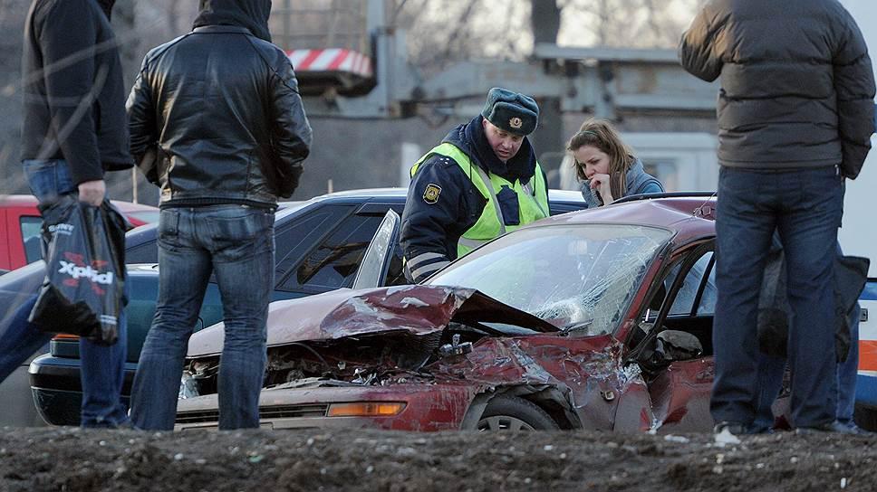 Авария в москве в автосалоне москва продажа авто с пробегом автосалон