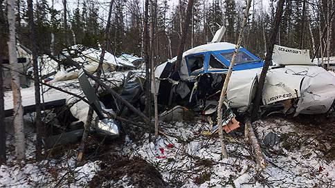 Недолет в два километра // При аварии самолета в Хабаровском крае погибли шесть человек