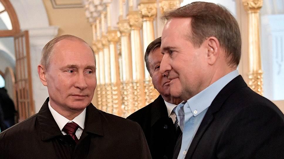 Владимир Путин обсудил с главами ДНР и ЛНР обмен пленными в Донбассе