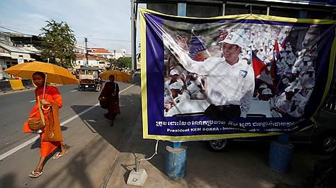 США отказали Камбодже в поддержке // Вашингтон заранее не признал выборы в королевстве легитимными