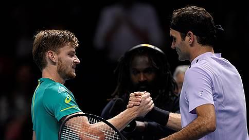 В бой идут одни новички // В финале итогового турнира ATP сыграют Давид Гоффен и Григор Димитров