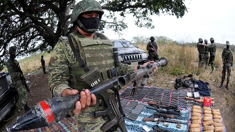 Борьба с мексиканскими картелями во время президентства Фелипе Кальдерона (2006–2012) напоминала настоящую гражданскую войну