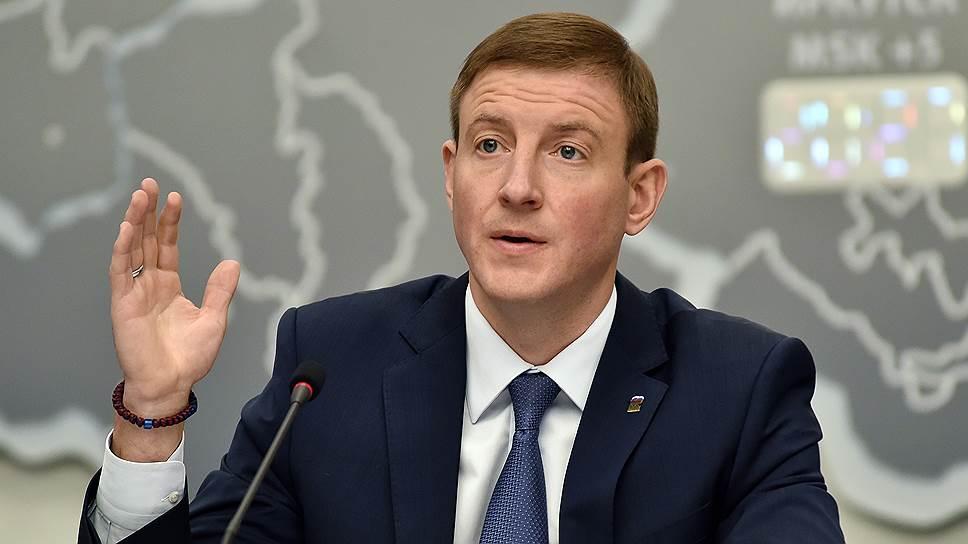 И. о. секретаря генсовета «Единой России» Андрей Турчак