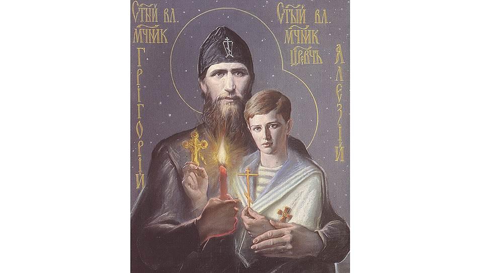 На почитателей Распутина не произвело особого впечатления, что Патриарх Алексий II публично осудил распространение икон
