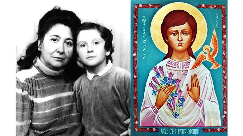 Валентина Крашенинникова считает своего сына Вячеслава, скончавшегося в возрасте 11 лет, святым и смогла убедить в этом очень многих