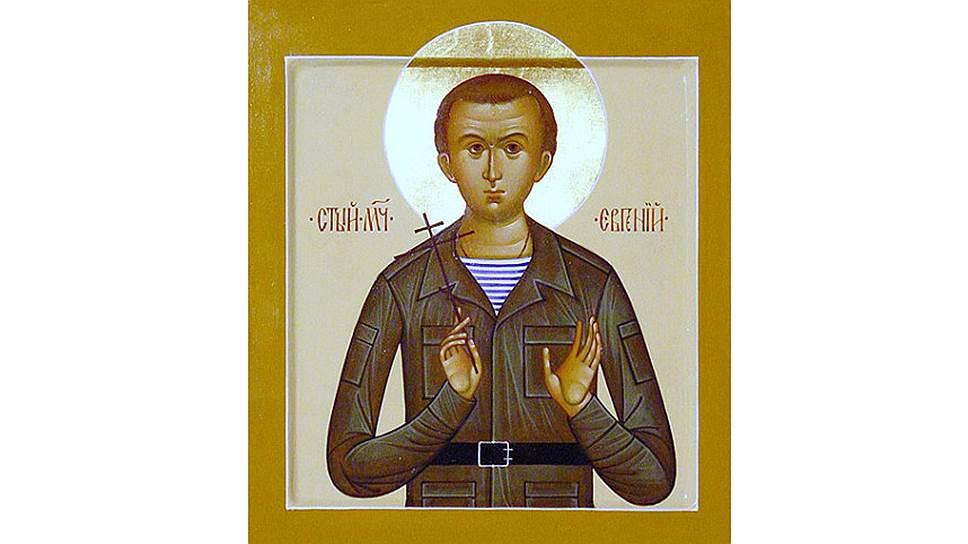 Если бы удалось доказать, что рядовой Евгений Родионов действительно отказался снять крест, за что и был убит, это могло бы служить основанием для причисления его к лику святых