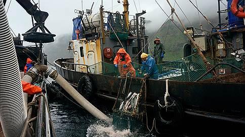 Рыба встала на защиту краба // Отрасль требует не переделывать правила добычи