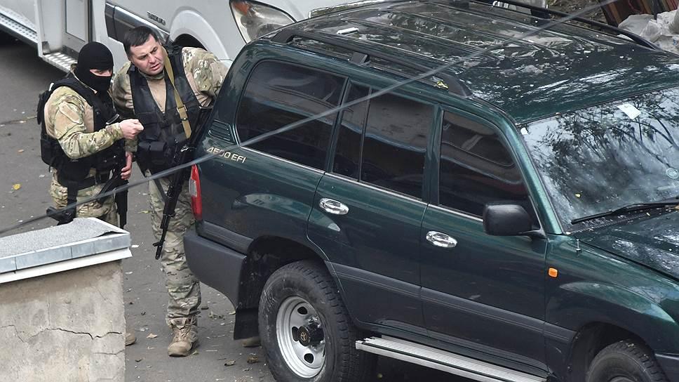 Что было известно об операции по обезвреживанию боевиков вчера