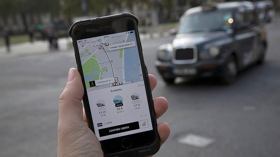 Как Роскомнадзор отреагировал на утечку персональных данных пользователей Uber