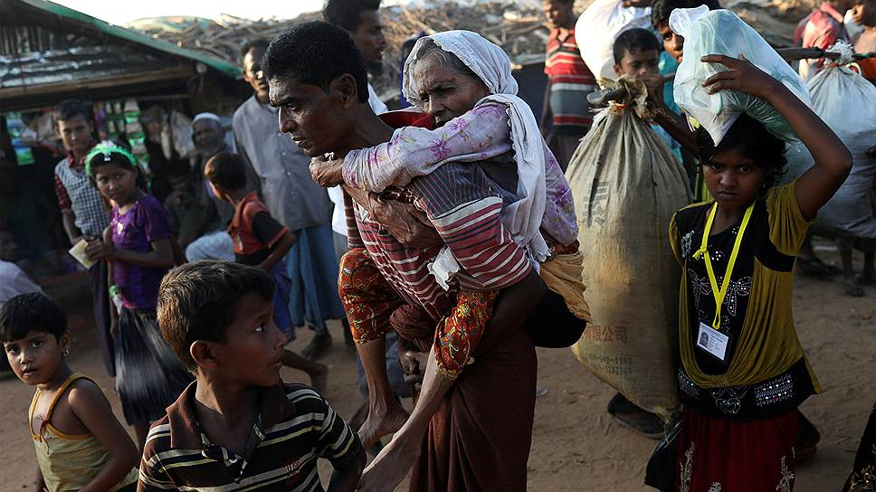 Бангладеш и Мьянма подписали соглашение по беженцам
