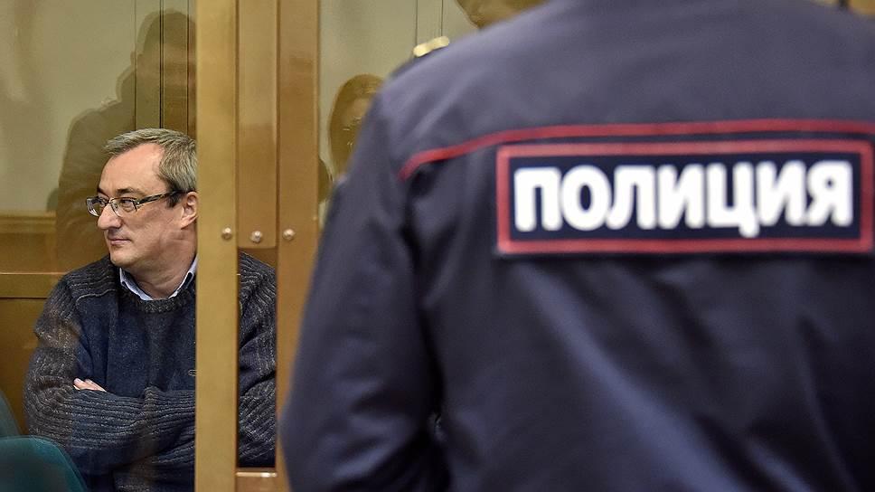 Как Вячеслава Гайзера направили в Замоскворецкий суд