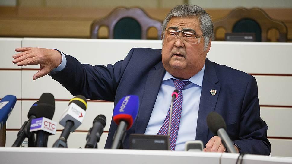 Как Аман Тулеев осудил жителей региона, выступающих против расширения угольных разрезов
