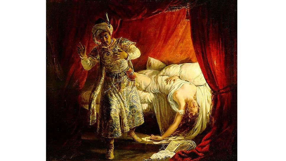 Самый известный женоубийца — Отелло вполне мог бы позавидовать драматизму истории, которая произошла в Москве в 1911 году