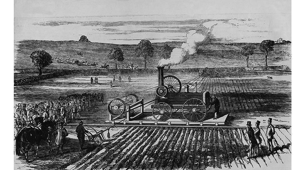 Английские изобретатели машин не получали признания, пока не покупали землю