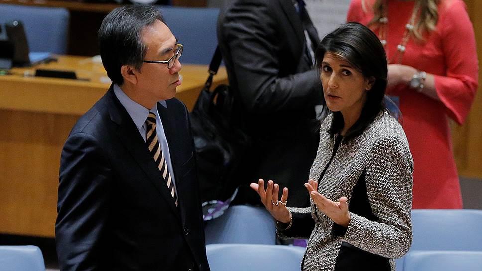 К чему призвала постпред США при ООН