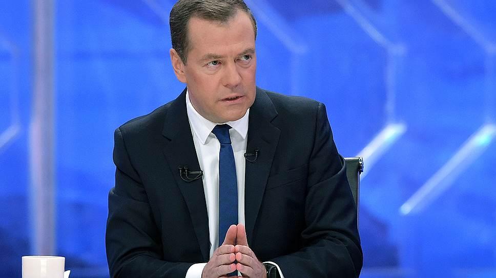 Почему у Дмитрия Медведева нет президентских амбиций