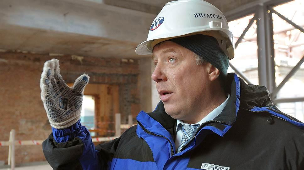 Бывший гендиректор компании «Интарсия» Виктор Смирнов