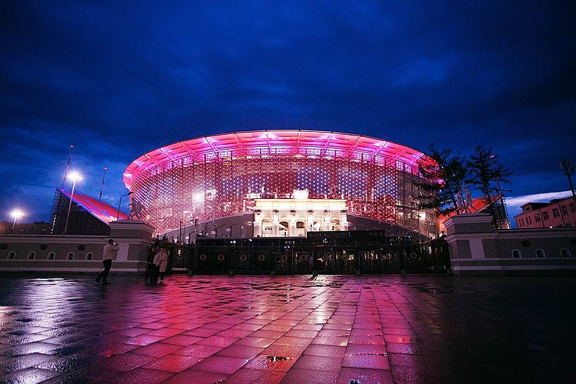 Стадион «Екатеринбург Арена»