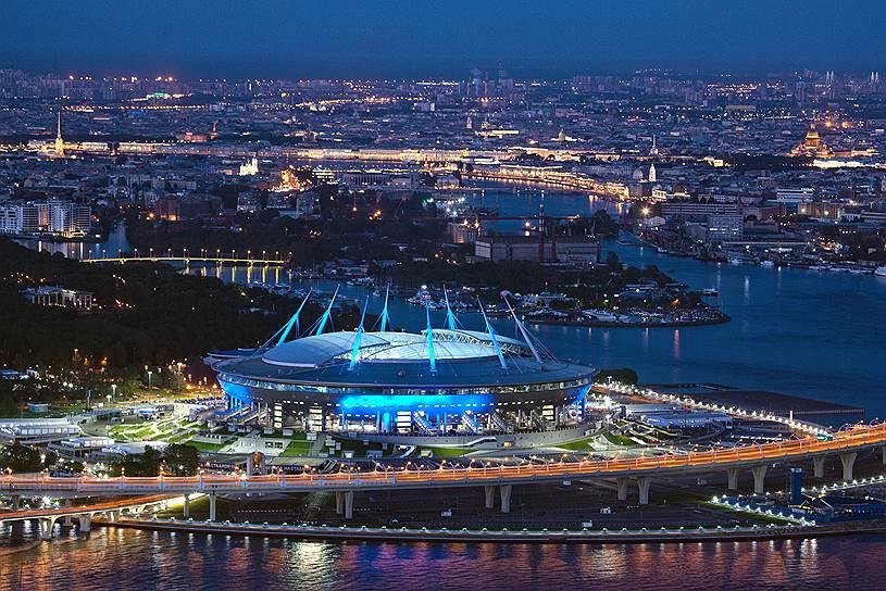 Стадион «Санкт-Петербург Арена»