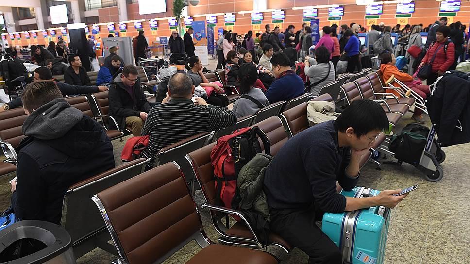 Почему Шереметьево в декабре не справлялся с рейсами