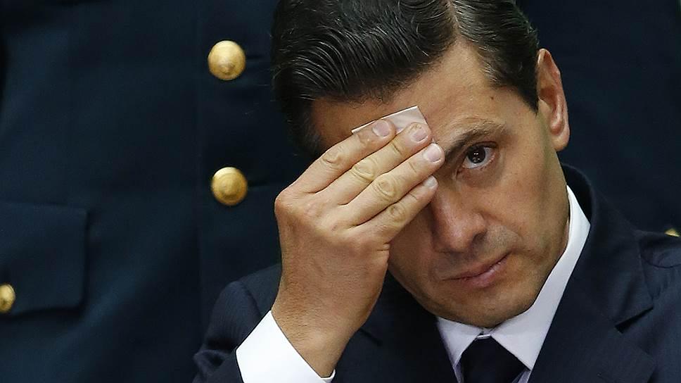 Почему мексиканские сенаторы предложили отменить судебный иммунитет для главы государства