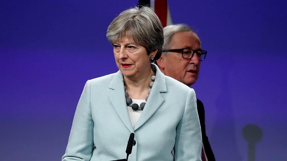 Как завершился первый раунд переговоров по «Брекситу»