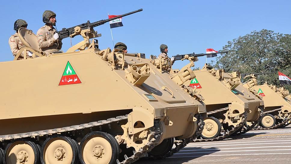 Как в Багдаде отметили победу над ИГ