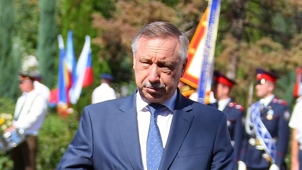 Почему Александр Беглов назначен полпредом в СЗФО