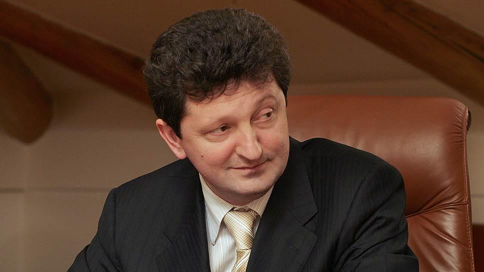 Совладелец «ВИМ-Авиа» Рашид Мурсекаев