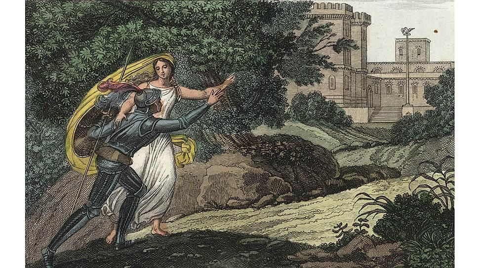 В середине XVIII века предметом интереса британских законодателей стали представления девушек о прекрасных рыцарях