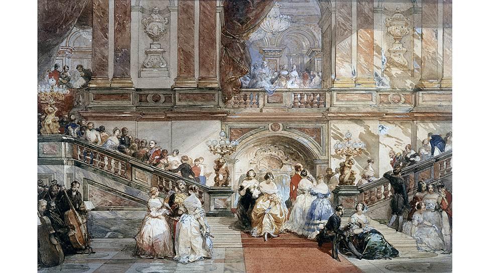 Знаменитые «лондонские сезоны» обеспечивали королевство правильными браками