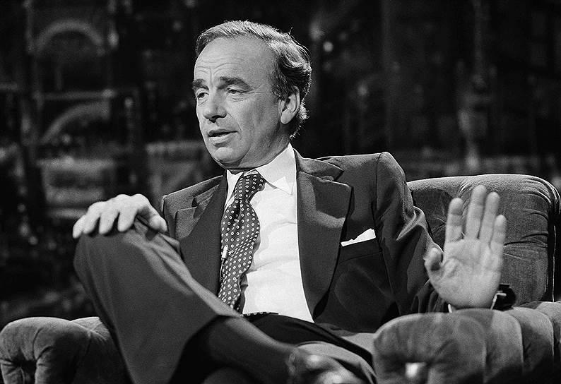 Руперт Мердок дает показания перед банковским комитетом Сената США (13 мая 1980 года)