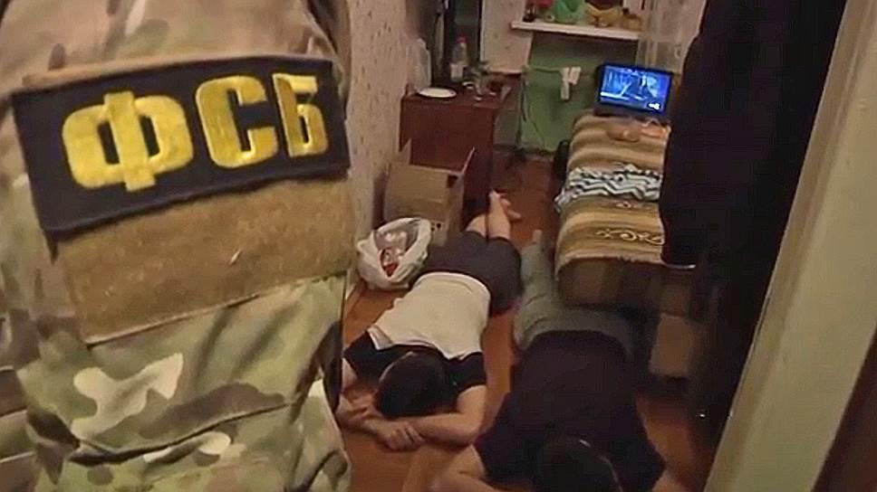 Как задержали членов ликвидированной в Санкт-Петербурге ячейки ИГ
