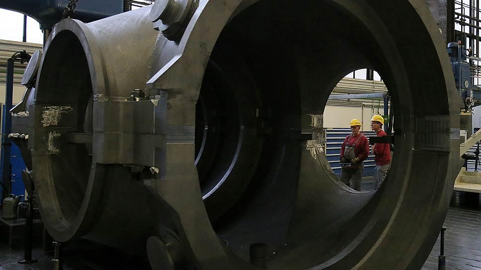 Siemens вновь начала поставлять газовые турбины в Россию