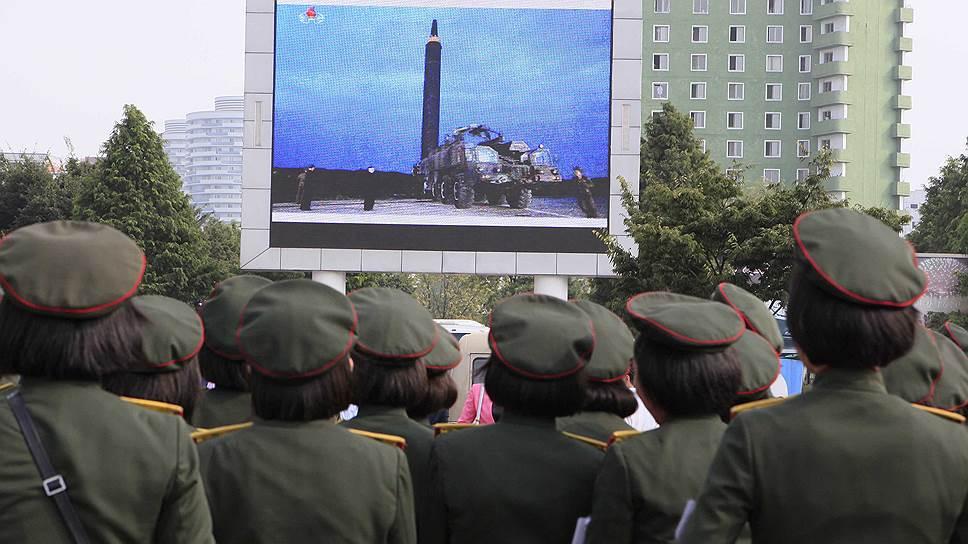 Почему США и Китай беспокоит судьба ядерного арсенала КНДР