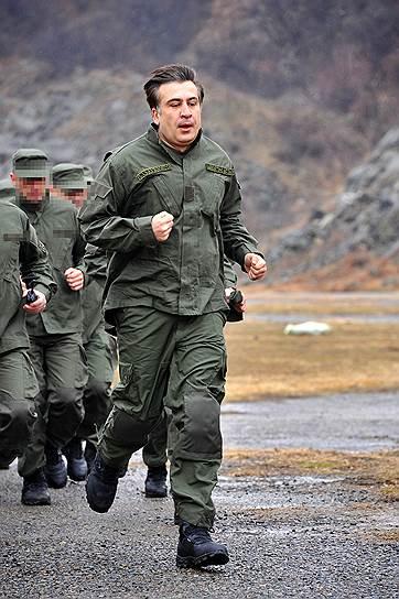 В июле 2014 года в Грузии было возбуждено уголовное дело в отношении Михаила Саакашвили. Его обвинили в превышении полномочий при разгоне оппозиционной акции в ноябре 2007 года. В августе того же года ему было предъявлено обвинение в растрате бюджетных средств, экс-президент был заочно арестован