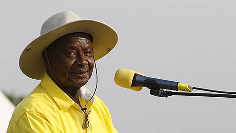 Уганда не в силах расстаться со своим президентом // Парламент страны изменил конституцию, чтобы продлить полномочия главы государства