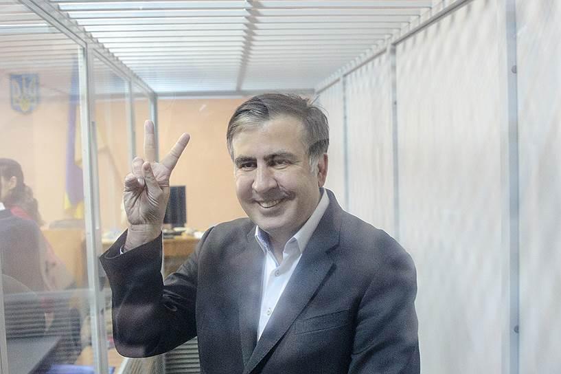 Всего власти Украины возбудили четыре уголовных дела в отношении Михаила Саакашвили. В июне 2018 года Тбилисский городской суд заочно приговорил политика к шести годам за организацию нападения на бывшего депутата парламента Валерия Гелашвили