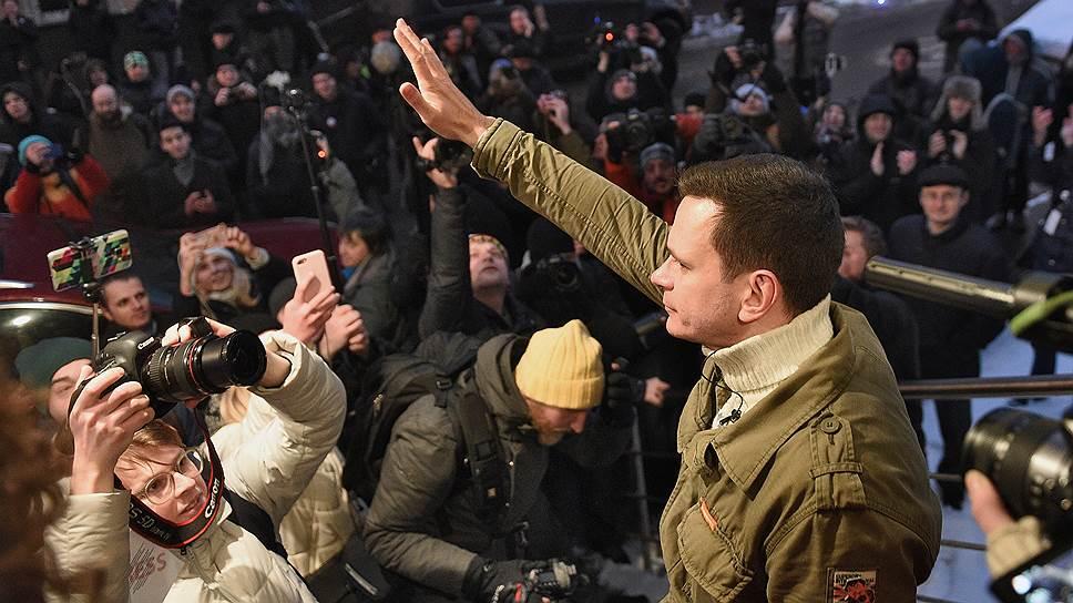 Почему в Лермонтовском сквере Москвы не состоялся «День свободных выборов»